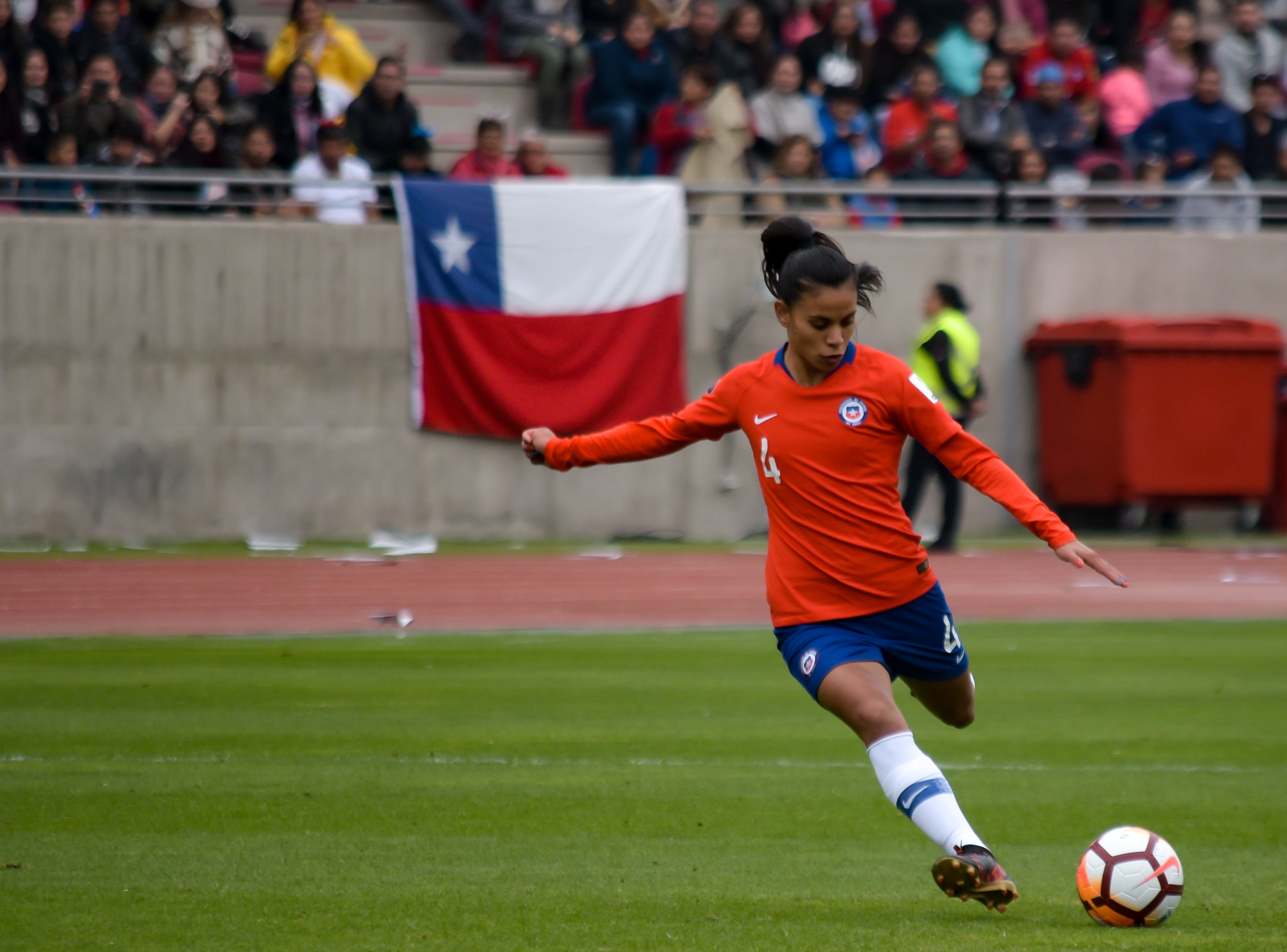 Chile vs Argentina, Womens Copa America 2018