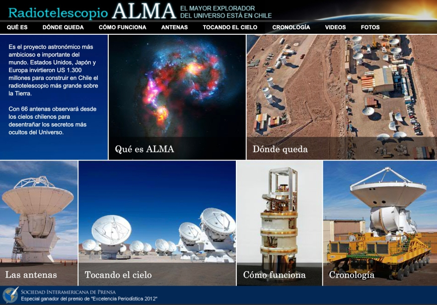 ALMA Multimedia Project