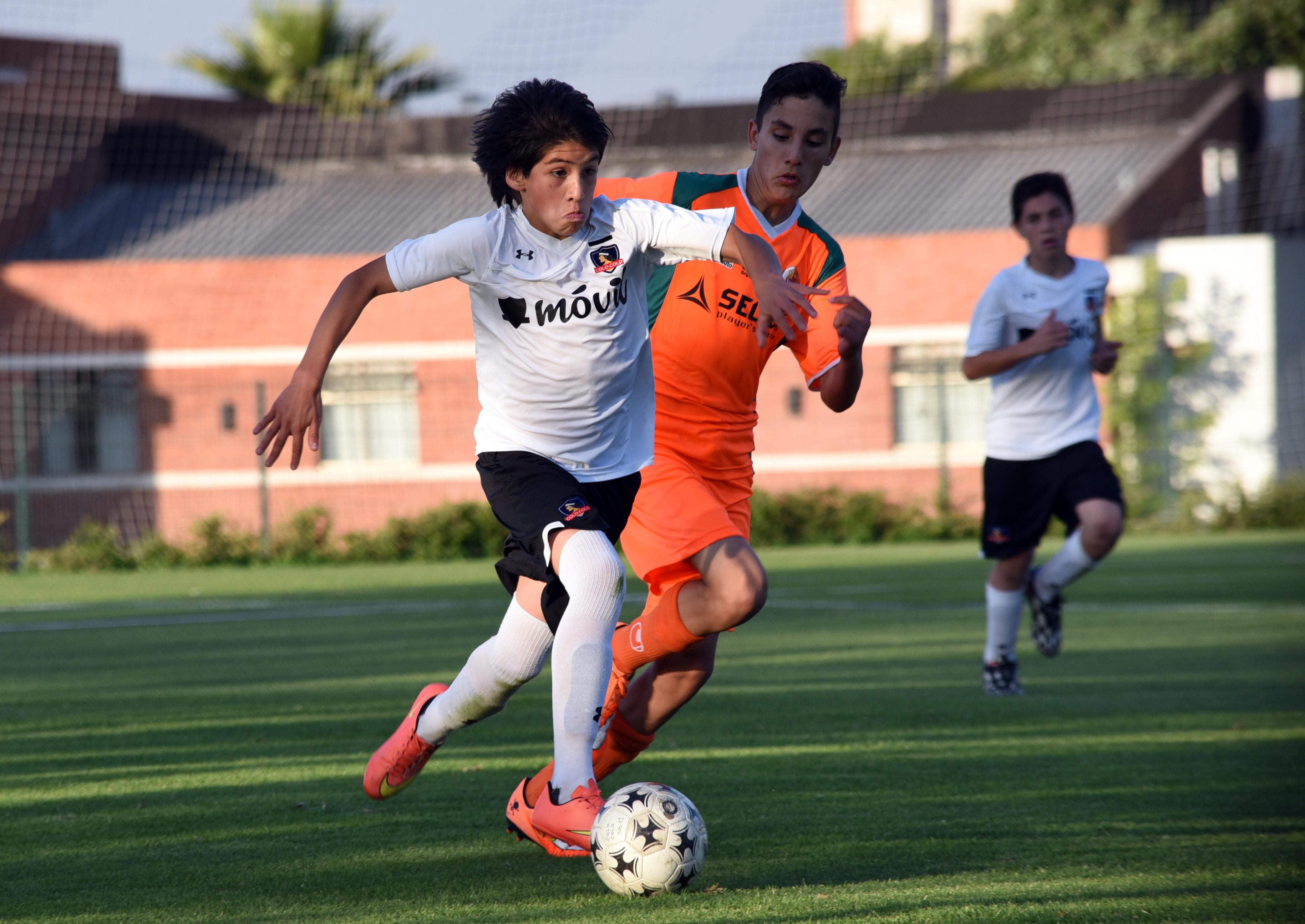 Colo-Colo U-12 team